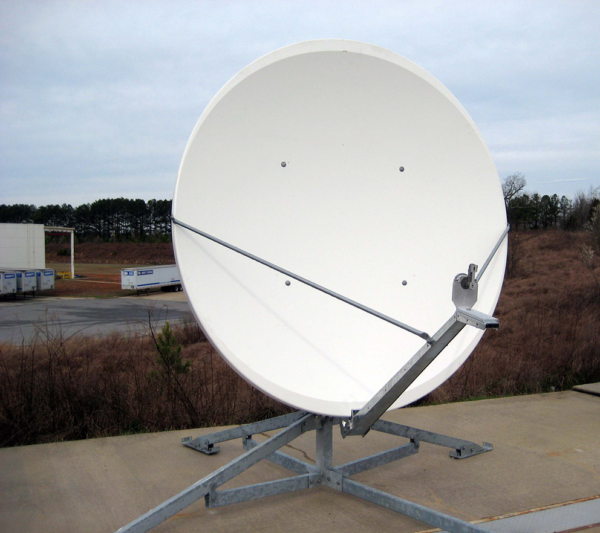 CPI SAT 1194 Series Satellite Dish