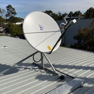 CPI SAT 1132 1.2m VSAT Antenna