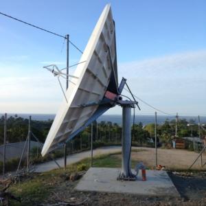 Prodelin 1451 4.5m Satellite Dish