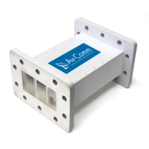 Av-Comm 3.8-4.2GHz C Band 5G Bandpass Waveguide Filter