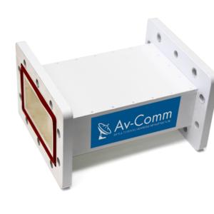 Av-Comm 3.9-4.2GHz C Band 5G Bandpass Waveguide Filter