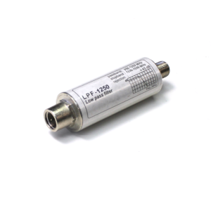 Inline L Band Low Pass Filter 950-1250MHz