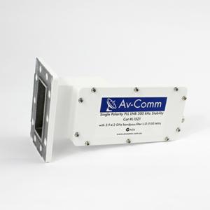 Av-Comm C Band 5G Filtered LNB PLL 3.9-4.2GHz