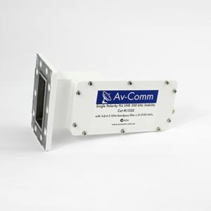 Av-Comm C Band 5G Filtered LNB PLL 3.8-4.2GHz