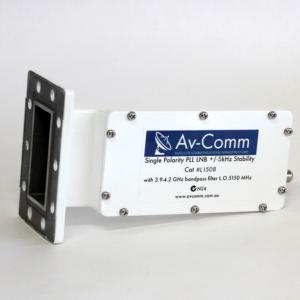 Av-Comm 5G C Band Filtered LNB