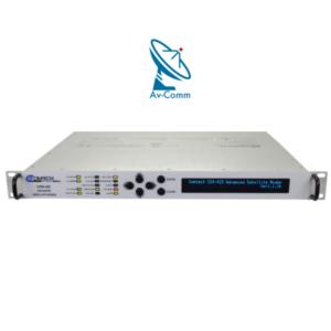 Comtech CDM-425 Satellite Modem Front Panel v2