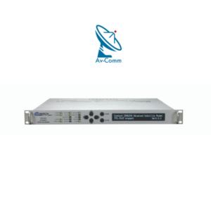 Comtech CDM-625A Satellite Modem Front Panel
