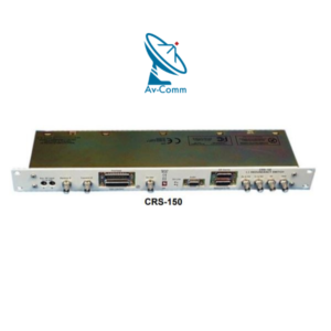 Comtech CRS Series 150 Modem Redundancy Switches