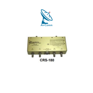 Comtech CRS Series 180 Modem Redundancy Switches