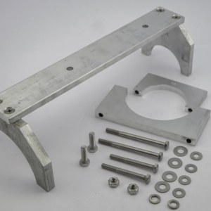 CPI C Band F1 Circular Feedhorn Bracket Assembly