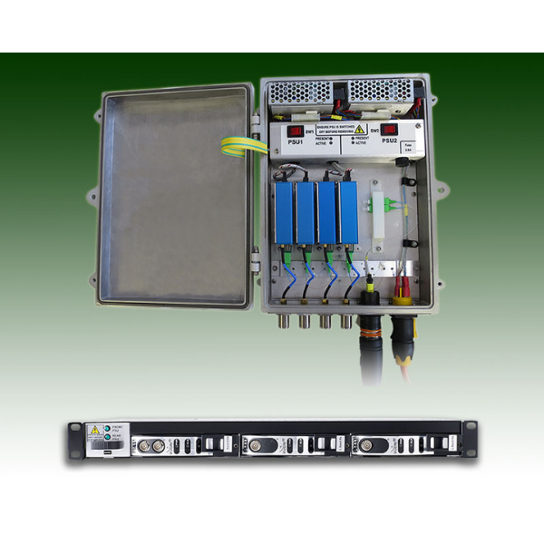 ViaLite RF over Fibre GNSS and GPS Packages