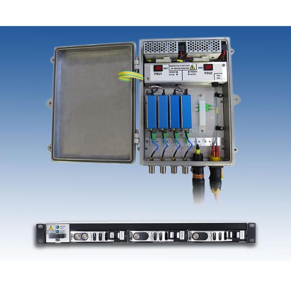 ViaLite RF over Fibre VSAT Package