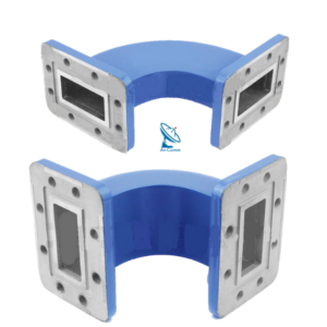 AST Microwave S Band WR284 Waveguide Bend v2