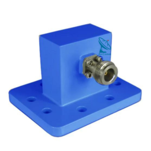 AST Microwave Waveguide to Coax Adaptor Big 2
