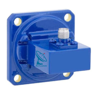 AST Microwave Waveguide to Coax Adaptor Small 2