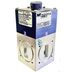 WR112 H Band Waveguide Switch v2