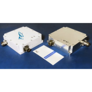 Amkom High Stability 10MHz Reference & Bias Tee for BUC or LNB v2