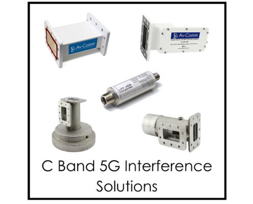 C Band Interference Solutions category v2