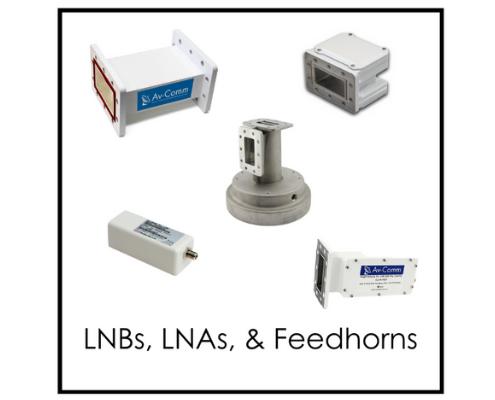 LNBs, LNAs, and Feedhorns Category v2