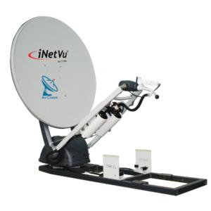 iNetVu 1202 Ku Band Driveaway Satellite Dish v2