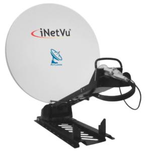 iNetVu 1500 Ku Band Driveaway Satellite Dish v2