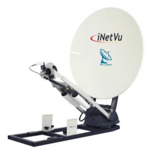 iNetVu 1501 Ku Band Driveaway Satellite Dish v2