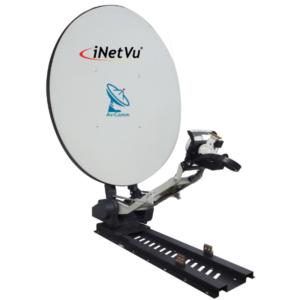 iNetVu 1801 Ku Band Driveaway Satellite Dish v2