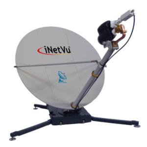 iNetVu ACFLY-1200 Series 1.2m Ku Band Flyaway Antenna System v2