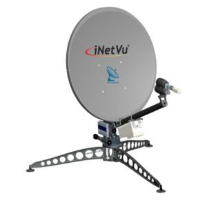 iNetVu FLY-1202 Series 1.2m Ku Band Flyaway Antenna System v2