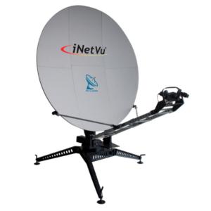 iNetVu FLY-a1801 Series 1.8m Ku Band Flyaway Antenna System v2