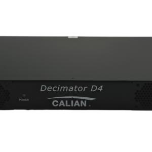 Decimator D4 Spectrum Analyser