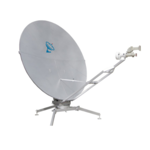 STarwin 2.4m Ku Band flyaway Antenna
